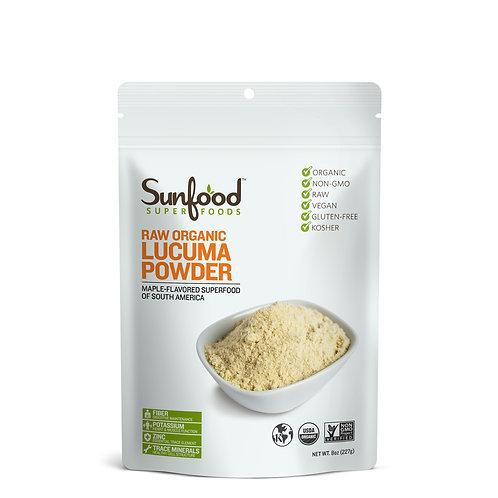 Lucuma Powder, 8oz, Organic, Raw