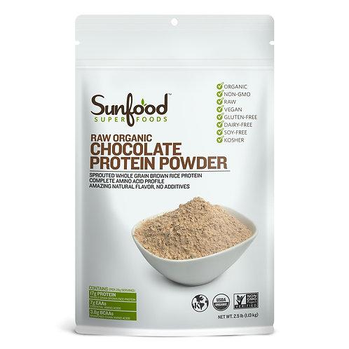 Protein Powder, Chocolate