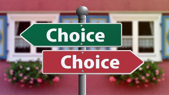 Choices create our future