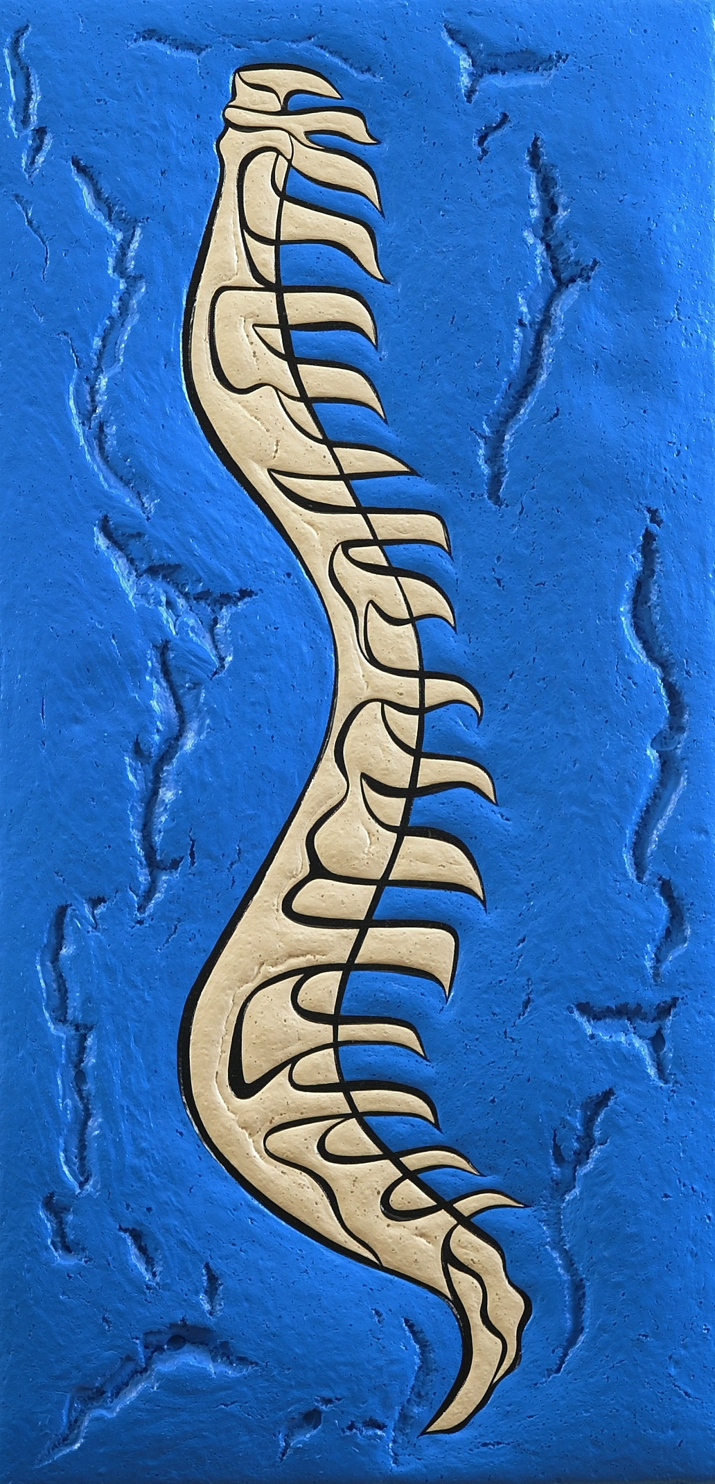 Spine In Profile