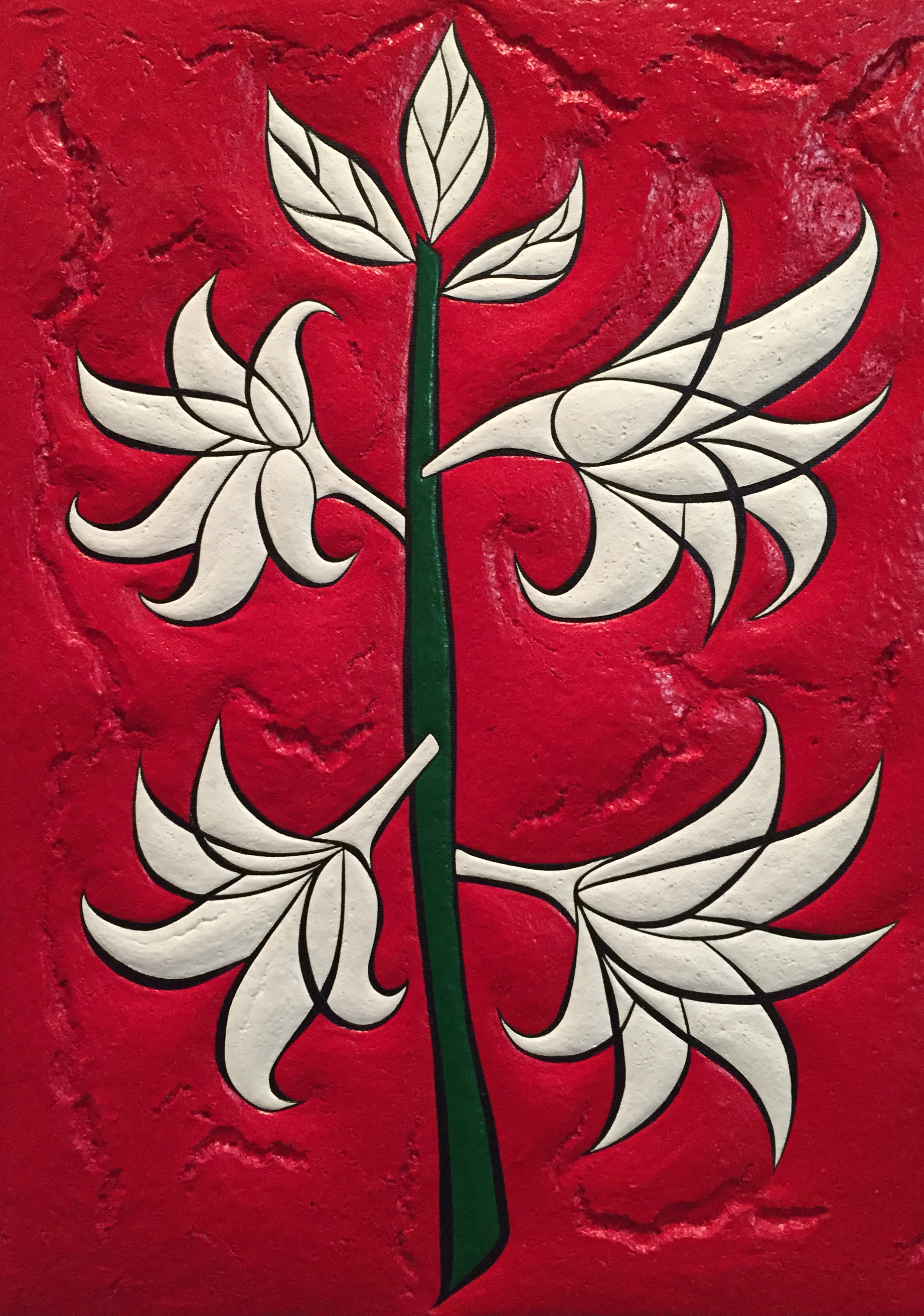 Gabriel's Lily