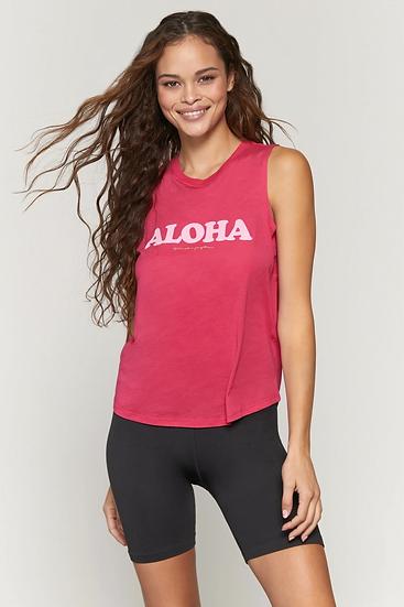 Aloha Muscle Tank