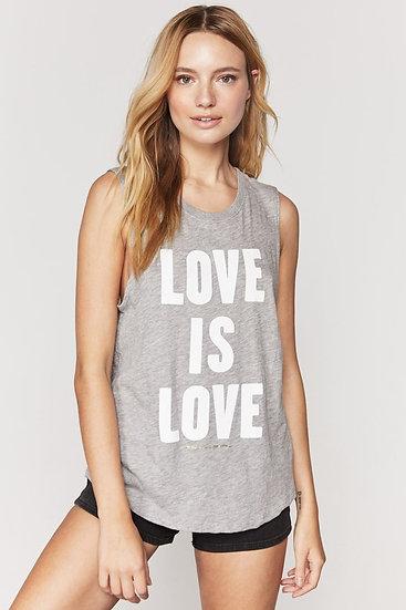 Love is Love Muscle Tank