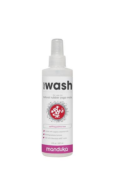 natural rubber mat wash spray - palma rosa