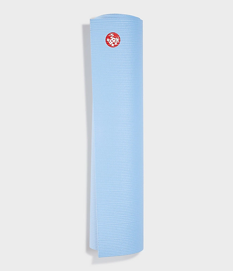 prolite® yoga mat - clear blue
