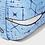 Thumbnail: enlight™ round bolster - star dye clear blue