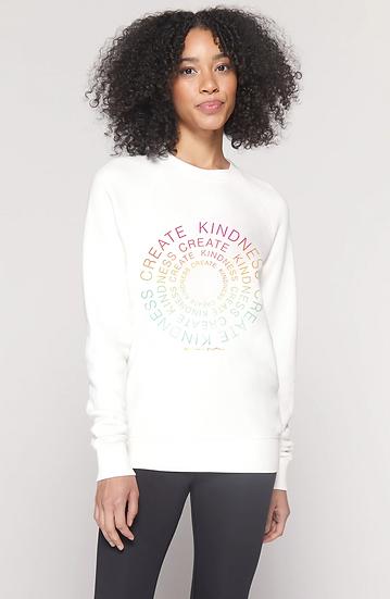 Kindness Old School Sweatshirt