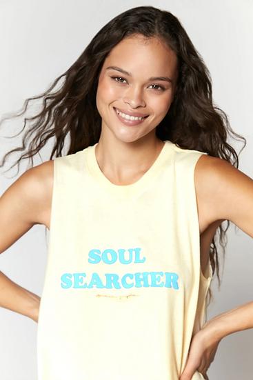 Soul Searcher Crop Tank