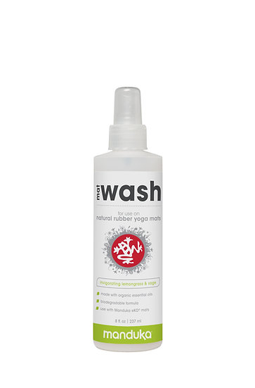 natural rubber mat wash spray - lemongrass