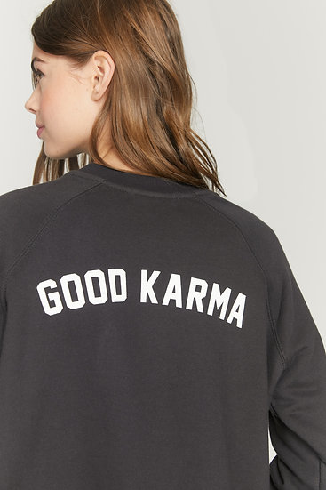 Good Karma Classic Sweatshirt