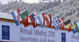 Let's Stay in Faith to Create a Shared Future in a Fractured World - My experience #WEF 2018 @Davos-Klosters
