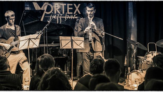Matt Sulzmann Quintet @ Vortex