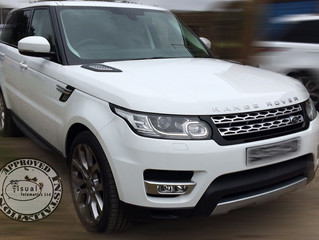 Land Rover and Range Rover Trackers
