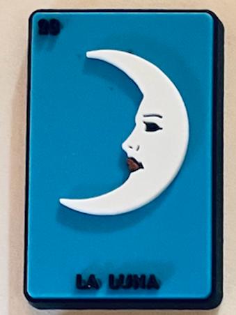 La Luna Shoe Charm