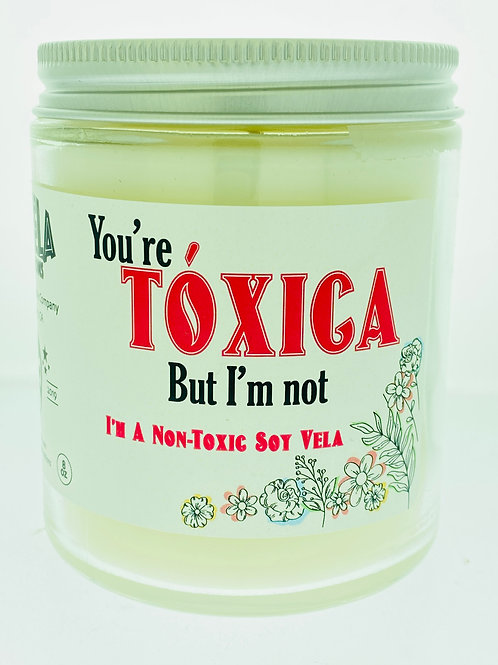 Toxica ~ Whimsical sweet scent with a fruity ubndertone ~ 8o