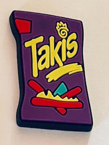 Takis Shoe Charm
