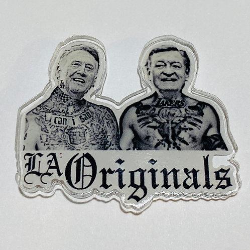 La Originals - Acrylic Pin