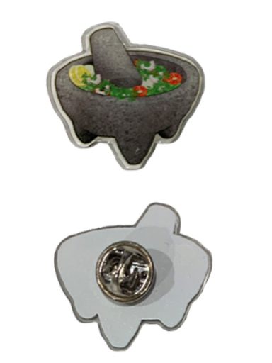 Mexican Blender - Acrylic Pin