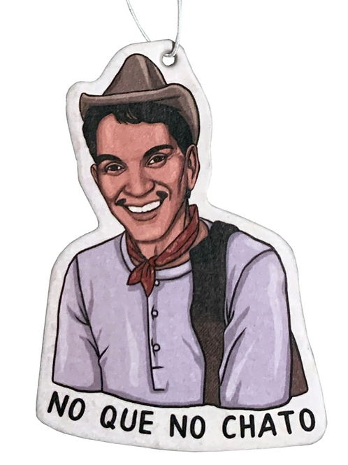 Cantinflas Air Freshner ~ Colgne Scent