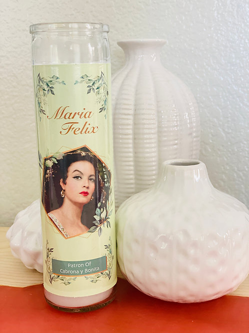 Mujeres Poderosas - Patron Candles - Unscented