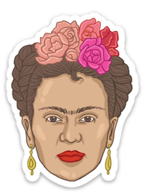 Frida - Premium Vinyl Stickers