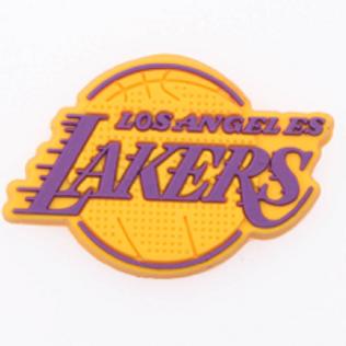 Lakers Logo Shoe Charm