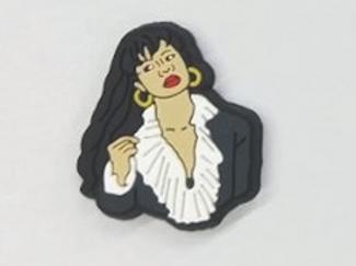 Selena Jacket Shoe Charm