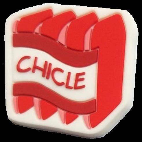 Chicle Shoe Charm