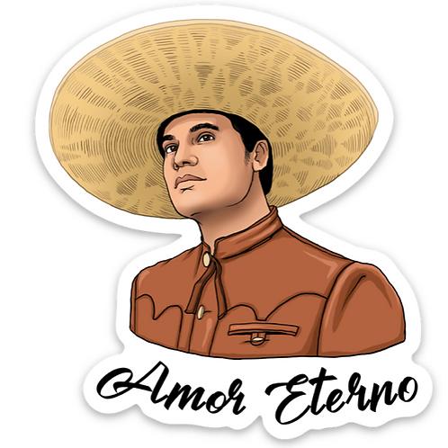 Amor Eterno - Premium Vinyl Stickers