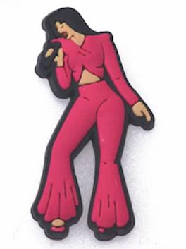 Selena Shoe Charm