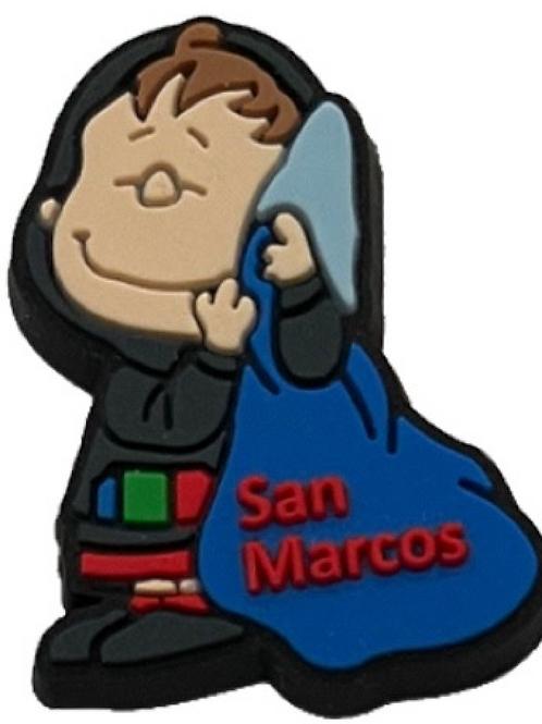 San Marcos Shoe Charm