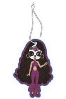 Selena Calavera Air Freshener ~ Chanel Scent