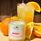 Thumbnail: Agua de Naranja ~ Fresh, Sweet Orange Citrus Scented Soy Candle
