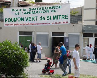 Chantez le Mai à Saint Mitre