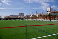 Inauguration stade du Merlan