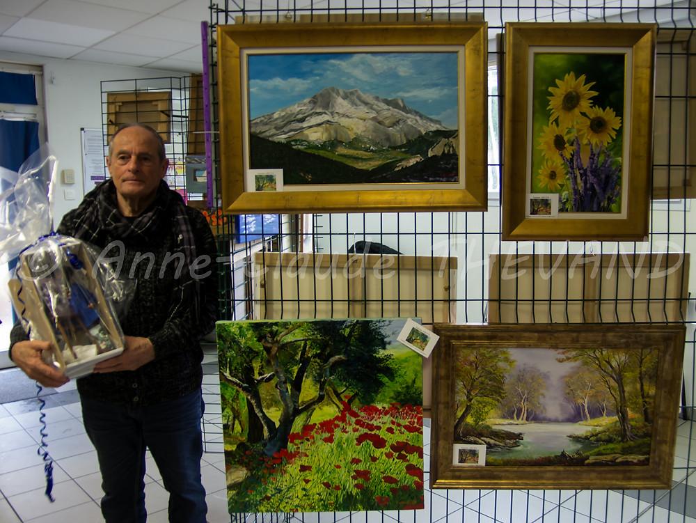 Exposition de peinture du Merlan 27-02-16 ACT 12