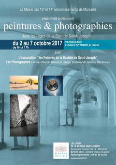 Les Loges de la Bastide, retour sur  une semaine d'exposition