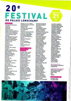 La photographie s'expose au 20ème Festival Longchamp