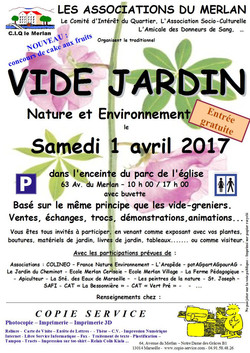 Vide Jardin 2017