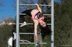 Lisa acrobate