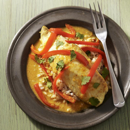 Tilapia Curry