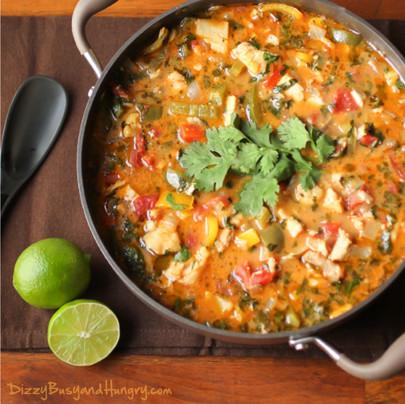 Brazilian Tilapia Stew