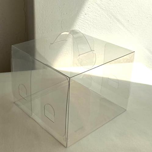 透明ボックスミニ(10枚セット:板含む)