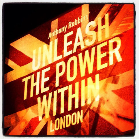 """Anthony Robbins """"Unleash the Power Within"""" Course"""