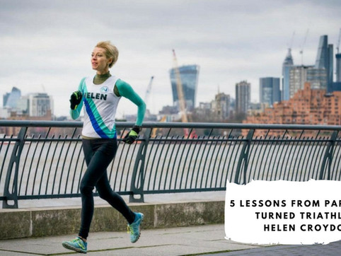 5 Lessons From Party Girl Turned Triathlete Helen Croydon