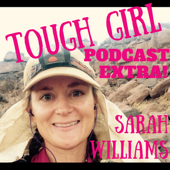 Tough Girl EXTRA with me - Sarah Williams! I'm being interviewed by Ali Mahoney-Johnson from ithinks
