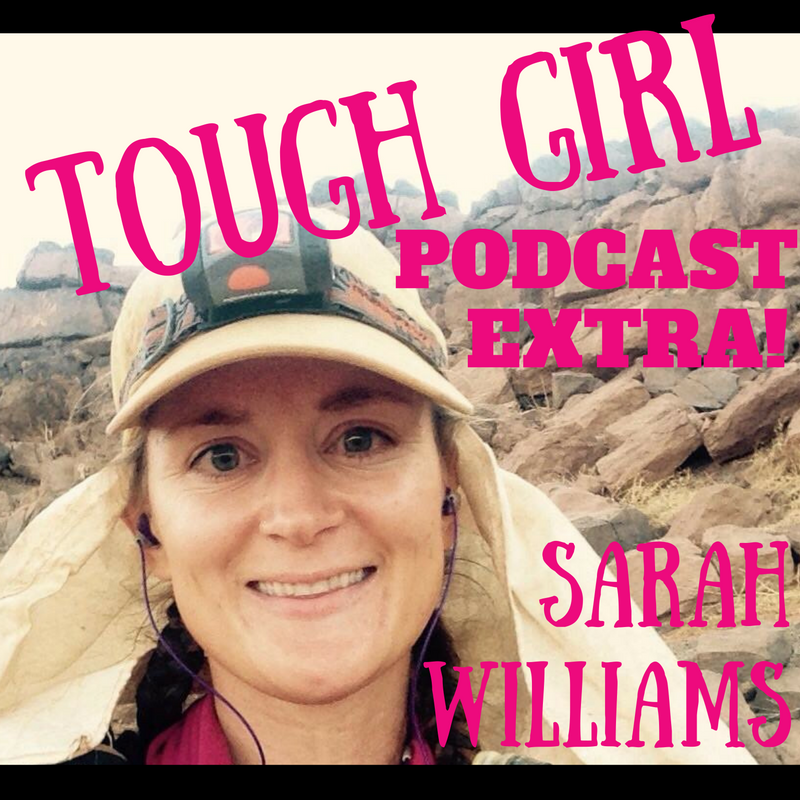 Sarah Williams - psychological demands and overcoming mental challenges!