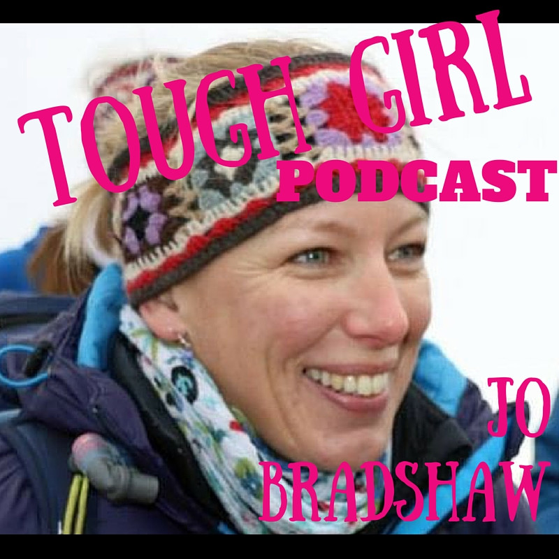 Jo Bradshaw - Explorer, Mountaineer & Expedition Leader.