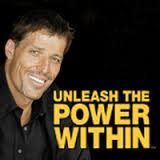 Anthony Robbins Unleash The Power Within.