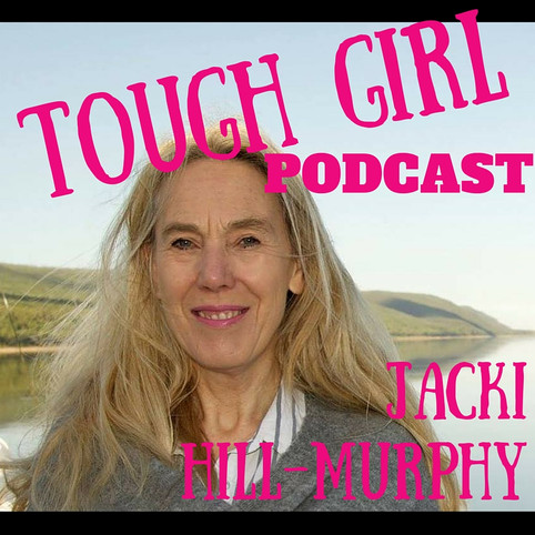 """Tough Girl - Jacki Hill-Murphy - Author of """"Adventuresses"""" - Traveling the world following in the fo"""
